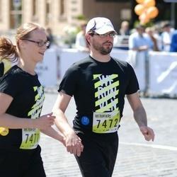 DNB - Nike We Run Vilnius - Silvija Niciute (7471), Marijonas Tutkus (7472)