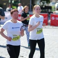 DNB - Nike We Run Vilnius - Jolanta Jurga (8288), Vismante Šepetiene (8291)