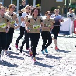 DNB - Nike We Run Vilnius - Jolita Vilkaite (8202), Violeta Trunciene (9010)