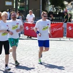 DNB - Nike We Run Vilnius - Ricardas Daunoravicius (9674), Arnoldas Ulozas (9676)
