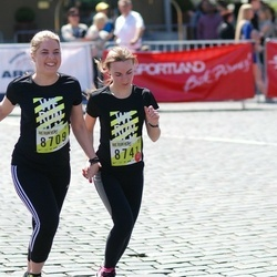 DNB - Nike We Run Vilnius - Ieva Kazlauskaite (8709), Lina Bauþyte (8741)