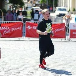 DNB - Nike We Run Vilnius - Marius Lopata (8365), Iveta Stefanskyte (8366)