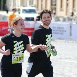 DNB - Nike We Run Vilnius - Pavel Konopackij (6193), Sneþana Jarockaja (6302)