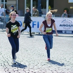 DNB - Nike We Run Vilnius - Alfredas Ziberkas (8723), Joana Pocopkaite (9470)