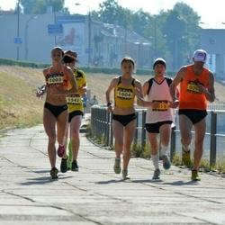 Kaunas Marathon - Rasa Drazdauskaite (1003), Milda Vilcinskaite (1004), Joris Armonas (1542)