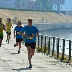 Kaunas Marathon - Linas Šalkauskas (1010), Marius Dijokas (1024)