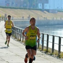 Kaunas Marathon - Vytautas Jazepcikas (35), Marius Dijokas (1024)