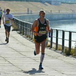 Kaunas Marathon - Wojciech Holona (37), Karolis Puras (1343)