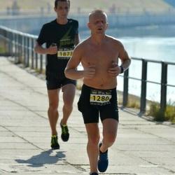 Kaunas Marathon - Deividas Bernotas (1280), Ignas Vaicaitis (1873)