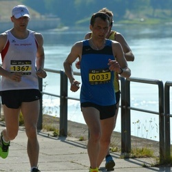 Kaunas Marathon - Kostas Zenov (33), Žydrunas Baltrušaitis (1367)