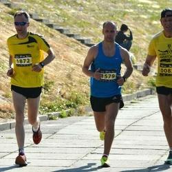 Kaunas Marathon - Evaldas Balcius (82), Arvydas Vainauskas (1579), Daivis Urba (1872)