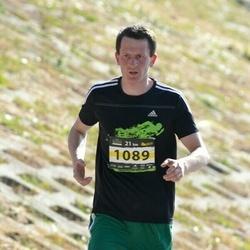 Kaunas Marathon - Justinas Kunevicius (1089)