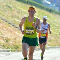 Kaunas Marathon - Artur Roczkowski (70), Linas Balsys (1412)