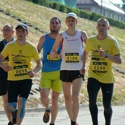 Kaunas Marathon - Orestas Rimkus (55), Deimantas Mitka (106), Tomas Aglinskas (290)