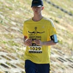 Kaunas Marathon - Laurynas Baziulis (1029)