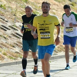 Kaunas Marathon - Ignas Dombrauskis (1311), Martynas Baguþis (1434)