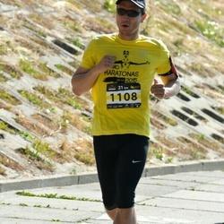 Kaunas Marathon - Mindaugas`` Kucinskas (1108)