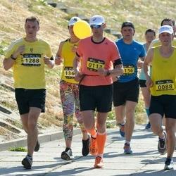 Kaunas Marathon - Dmitrij Malinin (88), Zigmas Macerauskas (1288)