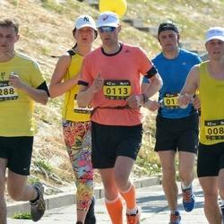Kaunas Marathon - Dmitrij Malinin (88), Sigitas Ciukša (113), Zigmas Macerauskas (1288)