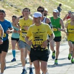 Kaunas Marathon - Dmitrij Malinin (88), Arunas Dubinskas (166), Sergej Michailov (167)