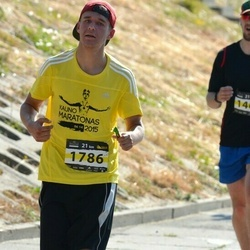 Kaunas Marathon - Ignas Gaidamavicius (1786)