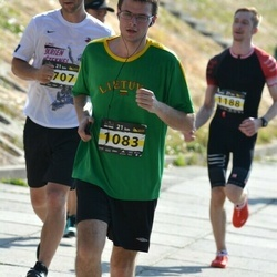 Kaunas Marathon - Eimantas Šaulitis (1083), Renatas Šulcius (1188)