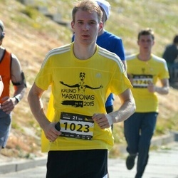Kaunas Marathon - Modestas Žaldokas (1023)