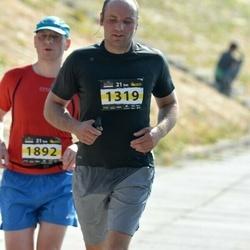 Kaunas Marathon - Kestutis Vileikis (1319), Audrius Nairanauskas (1892)