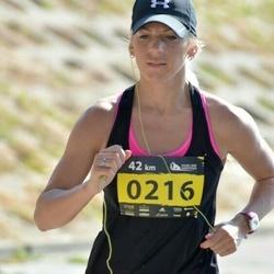 Kaunas Marathon - Ruta Gaiþutyte (216)