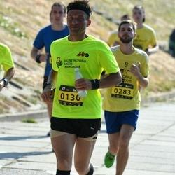 Kaunas Marathon - Darius Kaleda (130), Algirdas Matas (283)