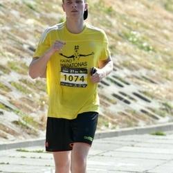 Kaunas Marathon - Tomas Bruzga (1074)