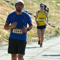 Kaunas Marathon - Audrius Žiemelis (1043), Raimundas Puckus (1486)