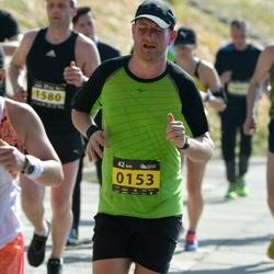 Kaunas Marathon - Scott Wesley (153), Sigitas Norkus (1580)