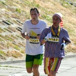 Kaunas Marathon - ??????? ???????? (1187), Arvydas Burdulis (1321)
