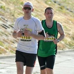 Kaunas Marathon - Anatolijus Bogomolnikovas (1317), Tomas Bucys (1750)