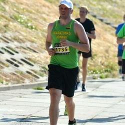Kaunas Marathon - Arturas Damašickas (1735)