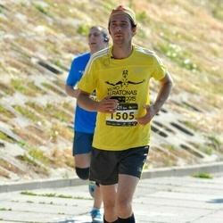 Kaunas Marathon - Tomas Bendikas (1505)