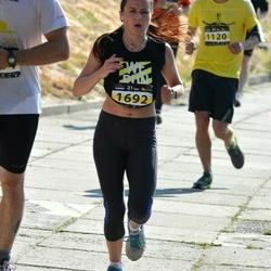 Kaunas Marathon - Mykolas Juzko (1120), Paulita Šubert (1692)