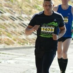 Kaunas Marathon - Paulius Jacina (1673)