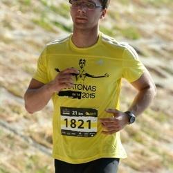 Kaunas Marathon - Gediminas Kripaitis (1821)