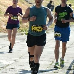 Kaunas Marathon - Olegas Ivanovas (194), Elzbieta Gureviciute (1168)