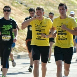 Kaunas Marathon - Gytis Prašmutas (157), Donatas Maþeika (1865)