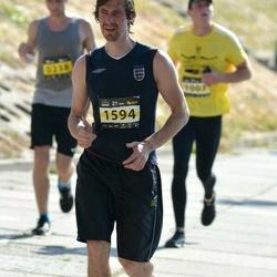 Kaunas Marathon - Justinas Baltrenas (1594)