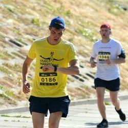 Kaunas Marathon - Robertas Valuckas (186), Donatas Pestininkas (1344)