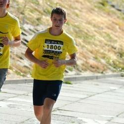 Kaunas Marathon - Martynas Žiurys (1800)