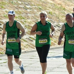 Kaunas Marathon - Asta Kanapinskiene (1125), Arturas Baranauskas (1308), Tadas Davicijonas (1728)