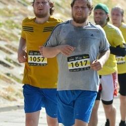 Kaunas Marathon - Rokas Žeimys (1057), Rapolas Žeimys (1617)