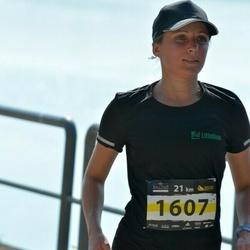 Kaunas Marathon - Svetlana Šukeviciute (1607)