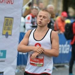 12th Danske Bank Vilnius Marathon - Gytis Šegžda (3691)