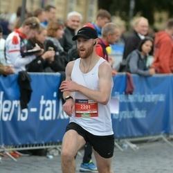 12th Danske Bank Vilnius Marathon - Benjamin Ness (2201)